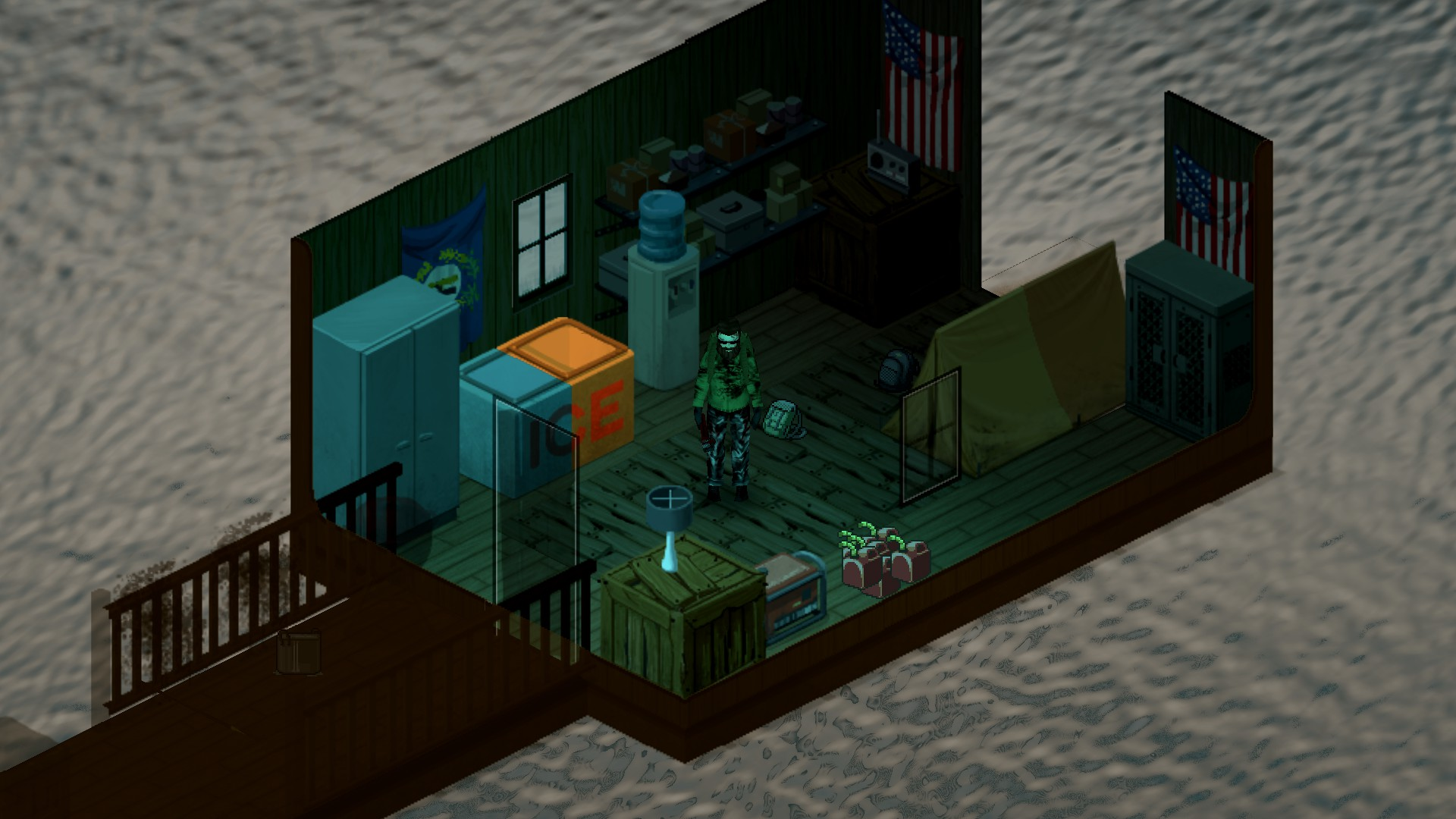 Briefoid   Project Zomboid